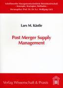 Post merger supply Management PDF