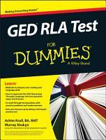 GED RLA For Dummies PDF