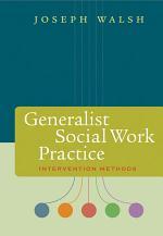 Generalist Social Work Practice: Intervention Methods