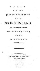 Reize van den jongen Anacharsis door Griekenland: Volume 6