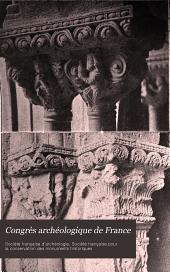 Congrès archéologique de France: Volume68