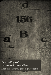 Proceedings of the 1st- Annual Convention ...: Volume 6