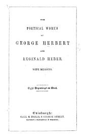 The Poetical Works of G. H. and R. Heber. With Memoir