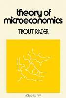 Theory of Microeconomics PDF