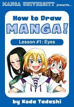 How to Draw Manga! Lesson #1: Eyes