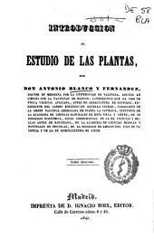 Introducción al estudio de las plantas: Volumen 2
