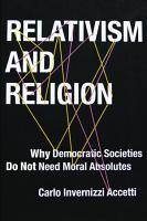 Relativism and Religion PDF