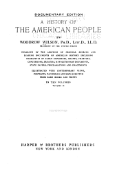 A History of the American People: Volume 2