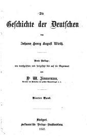 Die Geschichte der Deutschen: in 4 Bänden, Band 4