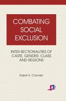 Combating Social Exclusion PDF