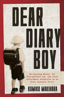 Dear Diary Boy PDF