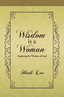 Wisdom is a Woman PDF