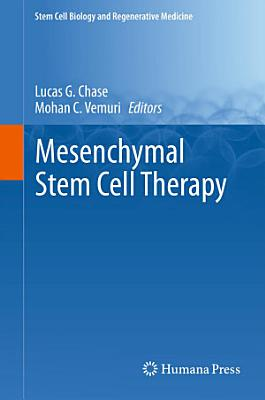 Mesenchymal Stem Cell Therapy