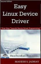 Easy Linux Device Driver  Second Edition PDF