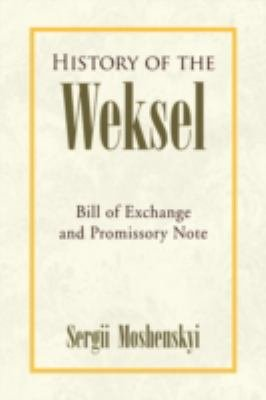 History of the Weksel PDF