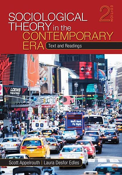 Sociological Theory in the Contemporary Era PDF