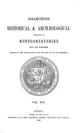 Collections Historical & Archaeological Relating to Montgomeryshire and Its Borders: Volume 16