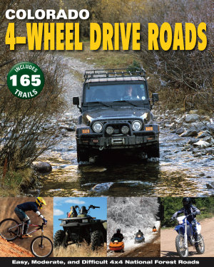 The Best of Colorado 4-wheel Drive Roads