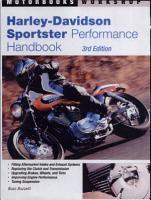Harley Davidson Sportster Performance Handbook  3rd Edition PDF