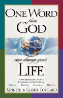 One Word from God Can Change Your Life PDF