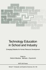 Technology Education in School and Industry