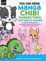You Can Draw Manga Chibi Characters  Critters   Scenes PDF