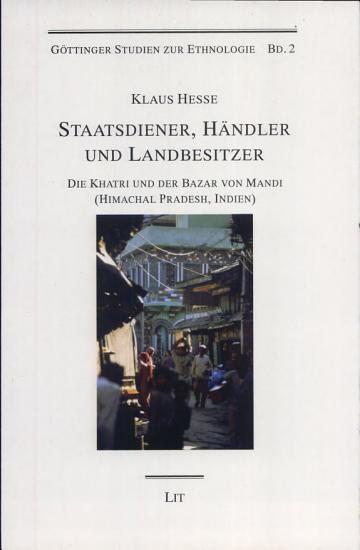 Staatsdiener  H  ndler und Landbesitzer PDF