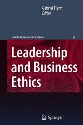 Leadership And Business Ethics Book PDF