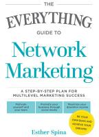 The Everything Guide To Network Marketing PDF