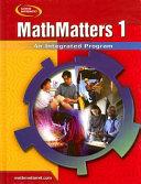 MathMatters 1 PDF
