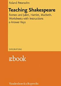 Teaching Shakespeare PDF
