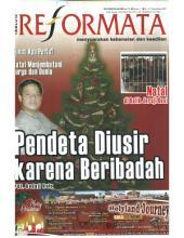 Tabloid Reformata Edisi 73 Desember Minggu II 2007
