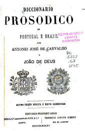 Diccionario prosodico de Portugal e Brazil