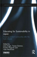 Education for Sustainability in Japan PDF