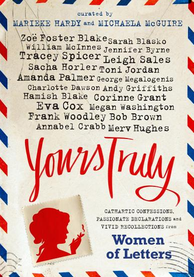 Yours Truly  Women of Letters PDF