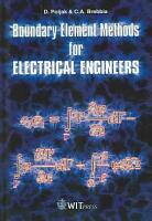 Boundary Element Methods for Electrical Engineers PDF
