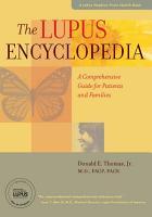 The Lupus Encyclopedia PDF