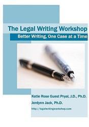 The Legal Writing Workshop Book PDF