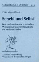 Senebi und Selbst PDF