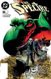 The Spectre (1992-) #54