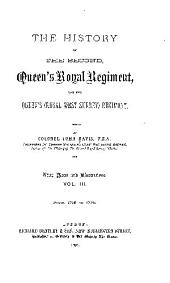 The History of the Second Queen's Royal Regiment: Now the Queen's (Royal West Surrey) Regiment
