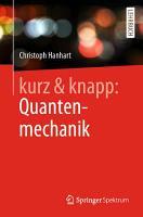 kurz   knapp  Quantenmechanik PDF