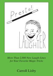 Presto Laughter Book PDF