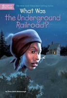 What Was the Underground Railroad  PDF