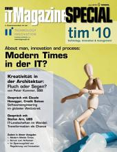 tim special '10: About man, innovation and process: Modern Times in der IT?