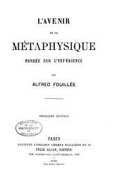 L'avenir de la métaphysique fondée sur l'expérience