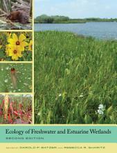 Ecology of Freshwater and Estuarine Wetlands PDF