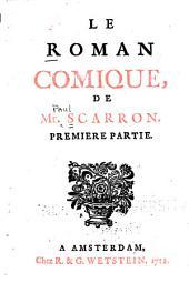 Roman comique de Scarron...