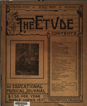 Etude: Volume 18, Issue 7