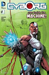 Cyborg (2015-) #1